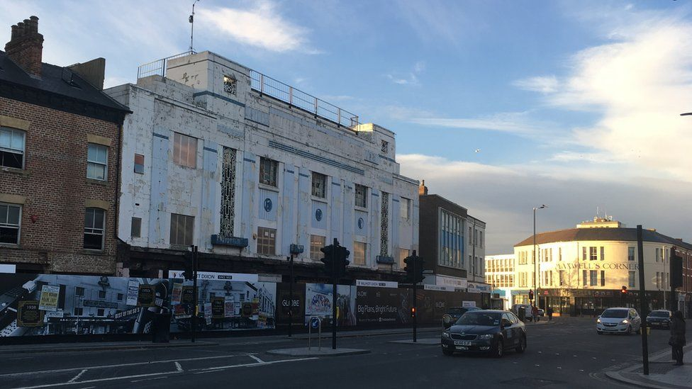 Stockton Globe Theatre: Final phase of over-budget revamp begins