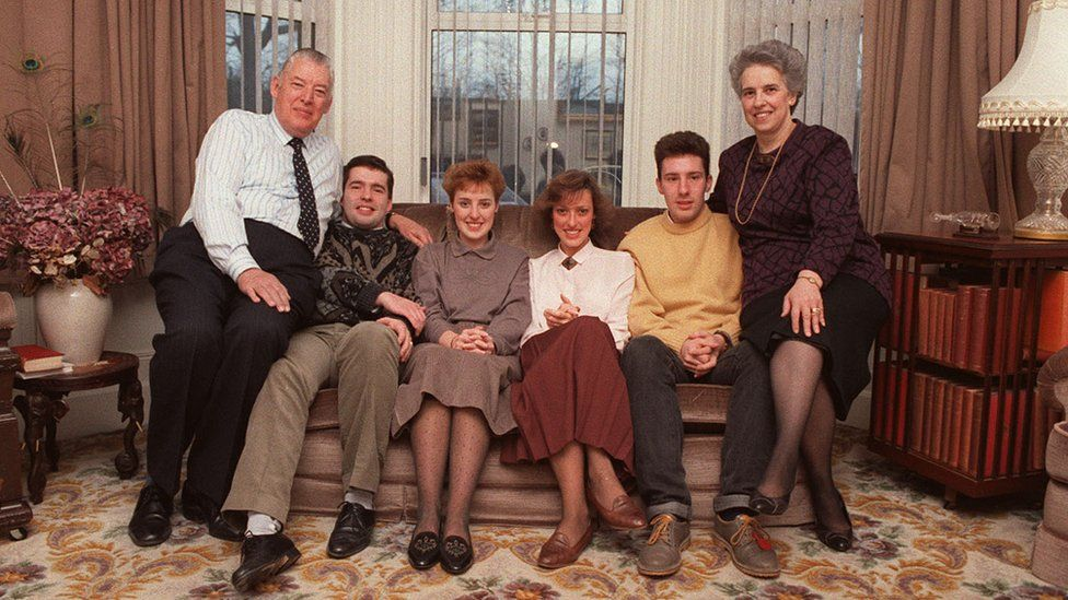 The Paisley family