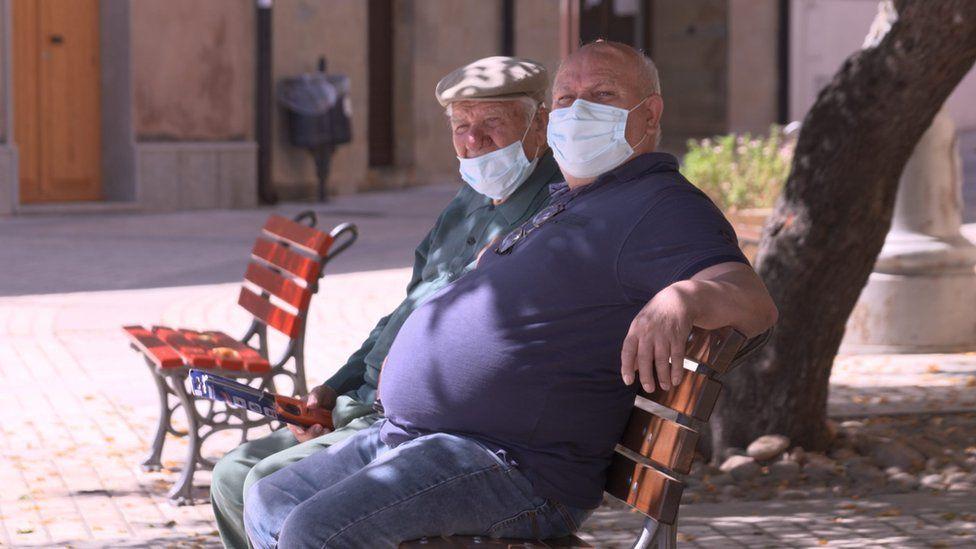 Elderly in Sardinia