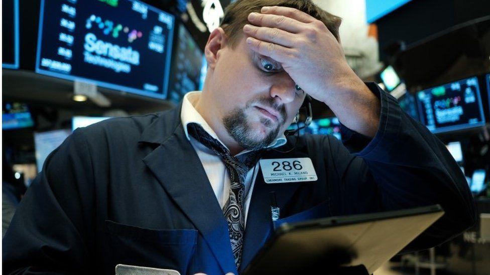Baffled trader