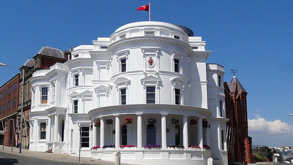 Isle of Man Parliamentary Buildings