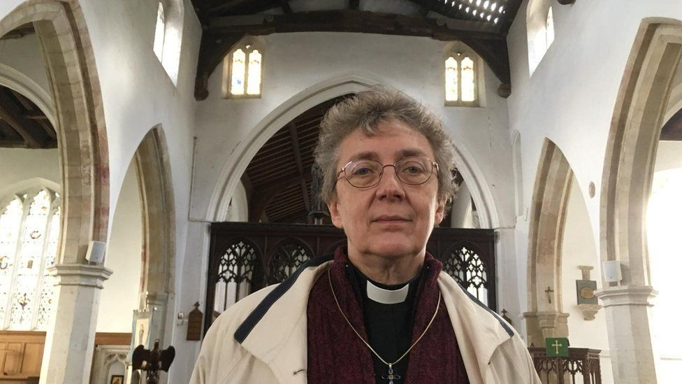 The Reverend Hilary Young