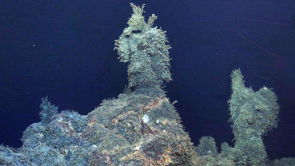 Underwater vent