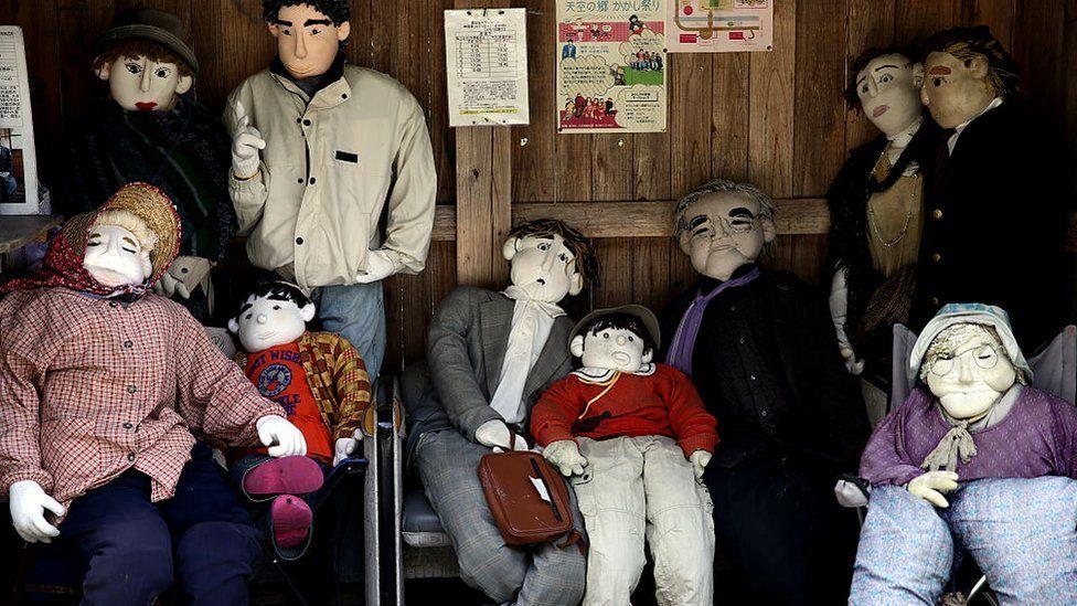 Куклы деревни Нагоро