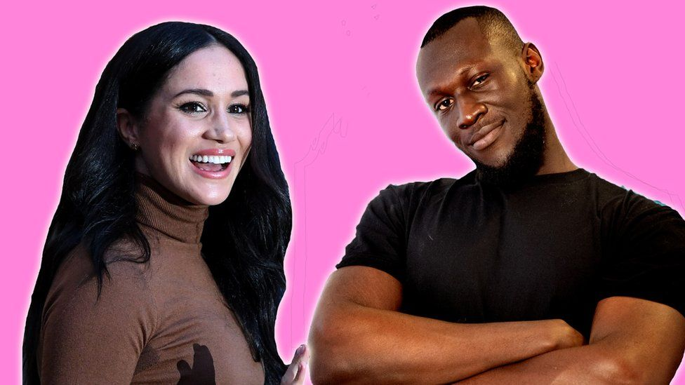 Meghan and Stormzy