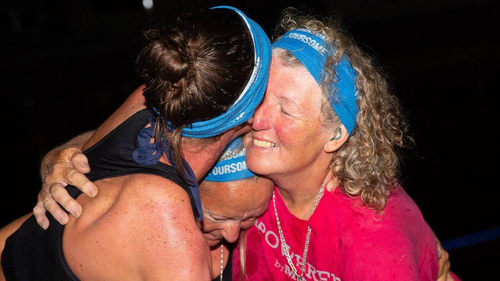 Mo O'Brien says her deafness made many elements of her 3,000-mile Atlantic row more challenging