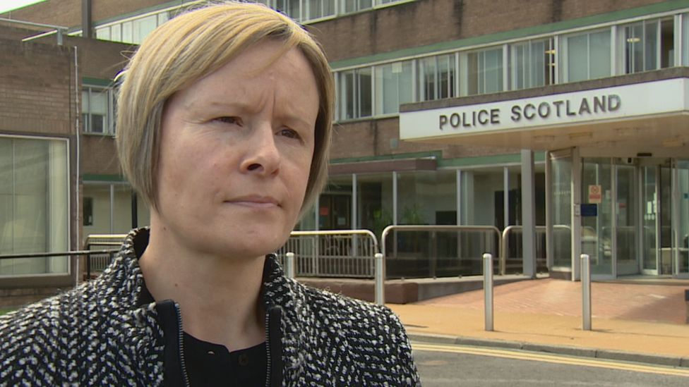 Detective Superintendent Nicola Shepherd