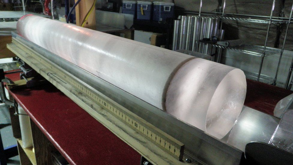 WAIS Divide ice core