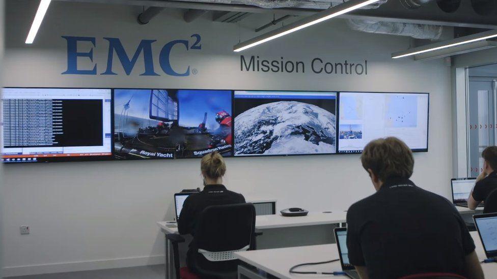 EMC Mission Control centre