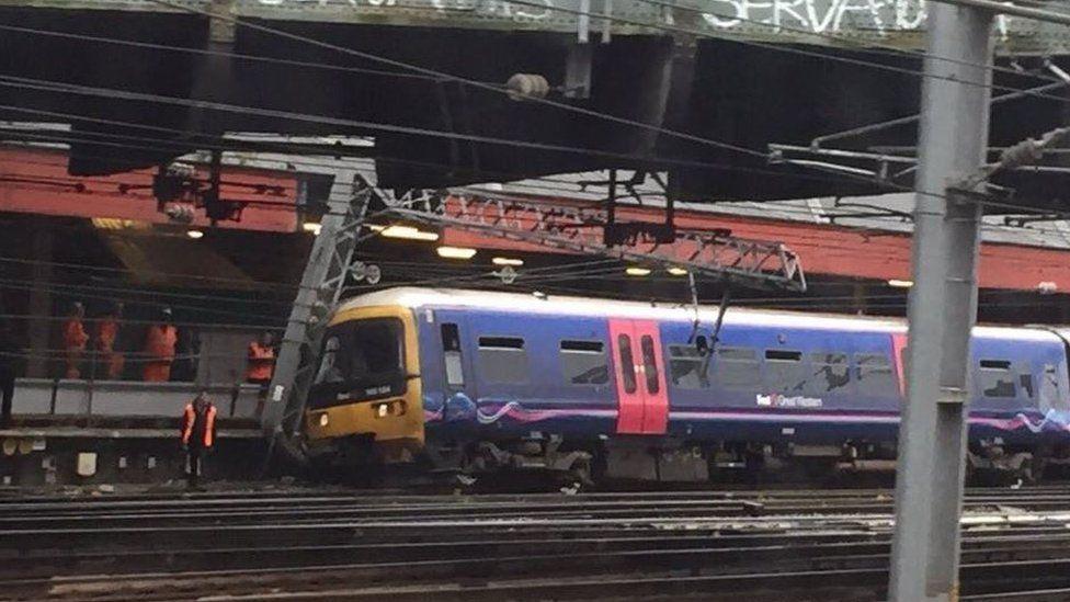Paddington derailment