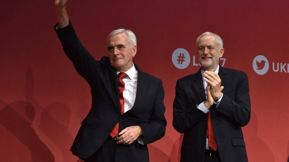 Brexit: John McDonnell warns Labour to must shift policy