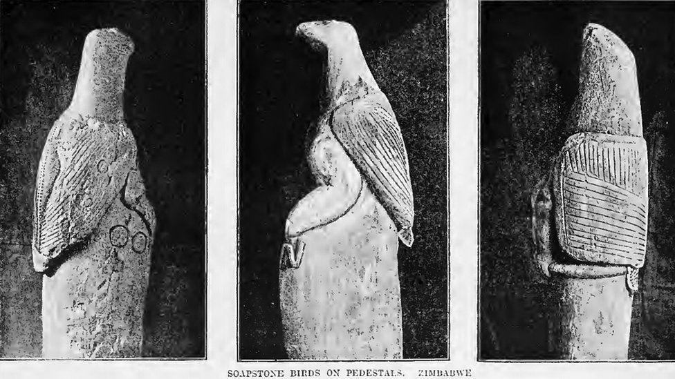 The Zimbabwe Bird