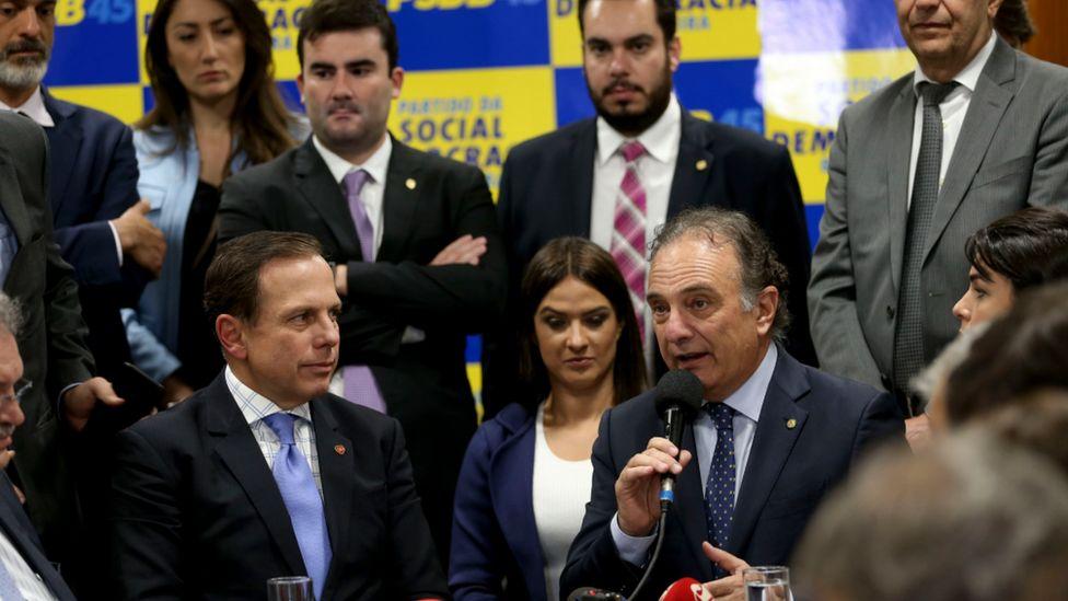 O jogo está sendo jogado: como o PSDB decidirá seu futuro nos próximos meses