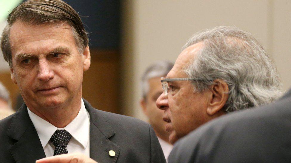 Bolsonaro presidente: Os quatro homens fortes do novo governo