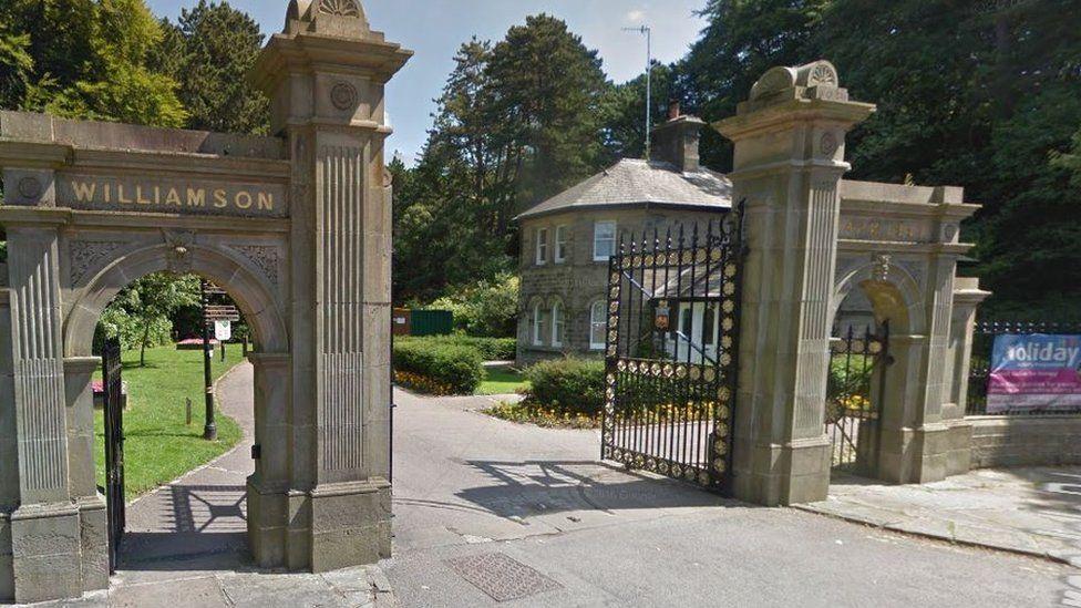 Williamson Park, Lancaster