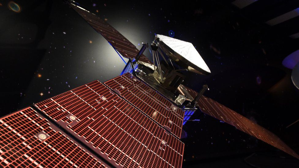 Model of Juno probe