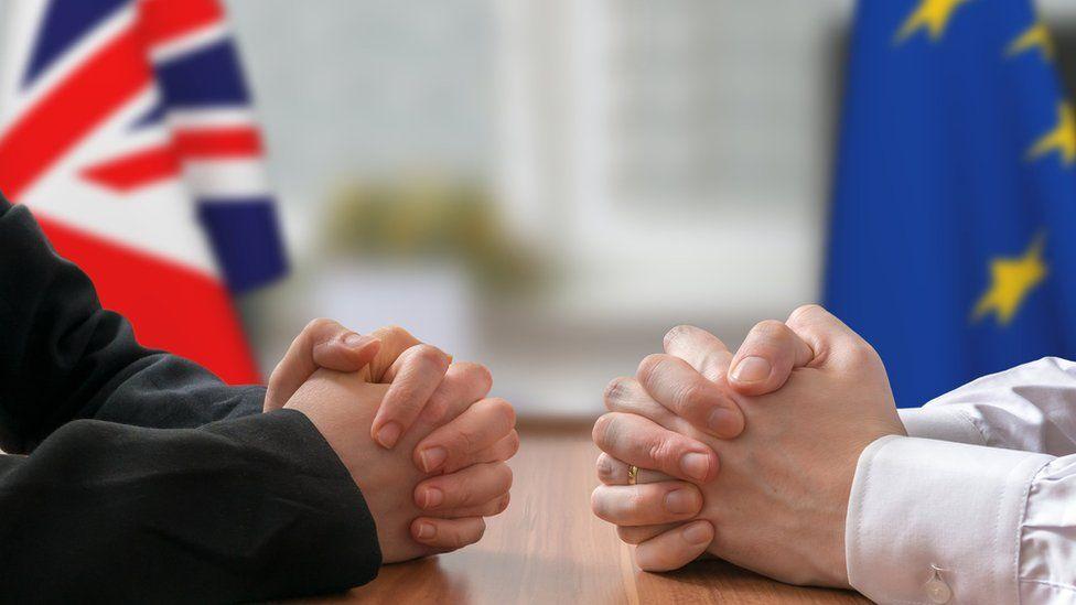UK and EU negotiations
