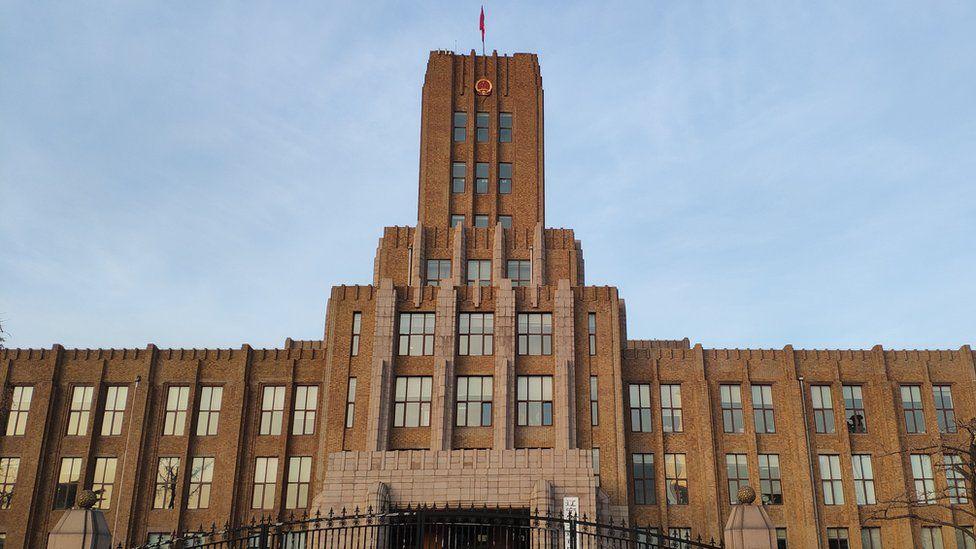 The Dalian Intermediate People's Court