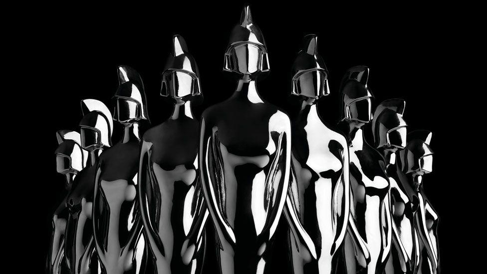 Brit Award 2020 trophy