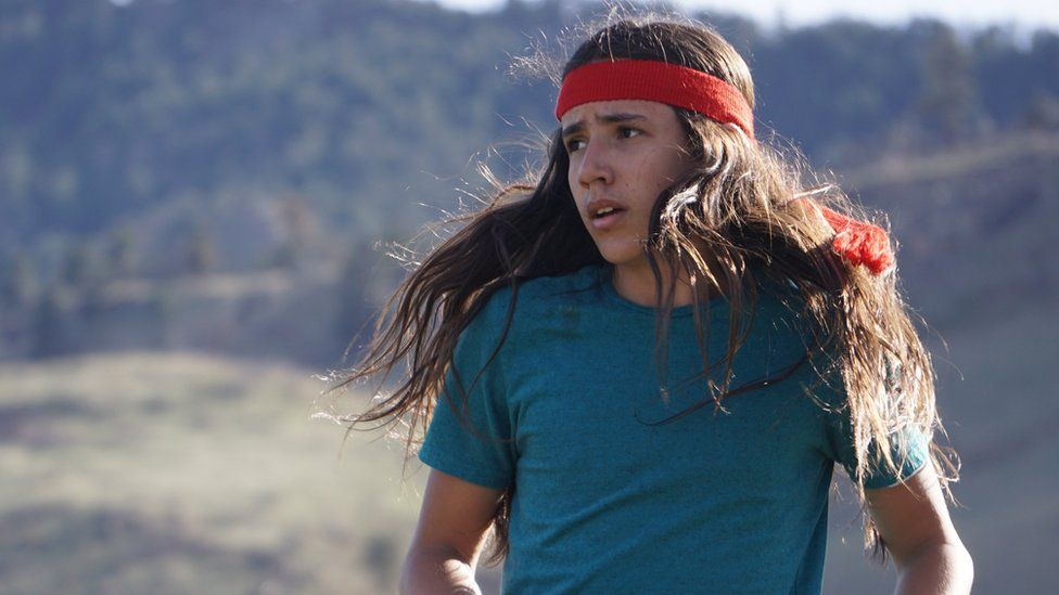 Xiuhtezcatl Martinez: The 15-year-old rapping about climate change - BBC  News