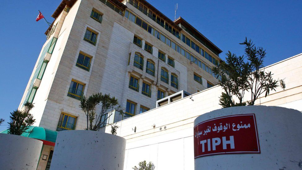 The Temporary International Presence in Hebron (TIPH)