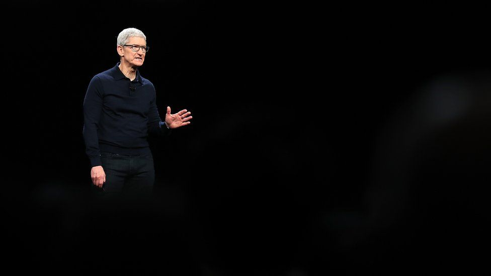 Apple CEO, Tim Cook, says he thought he was disciplined about how much time he spent on his phone - but he discovered he was wrong
