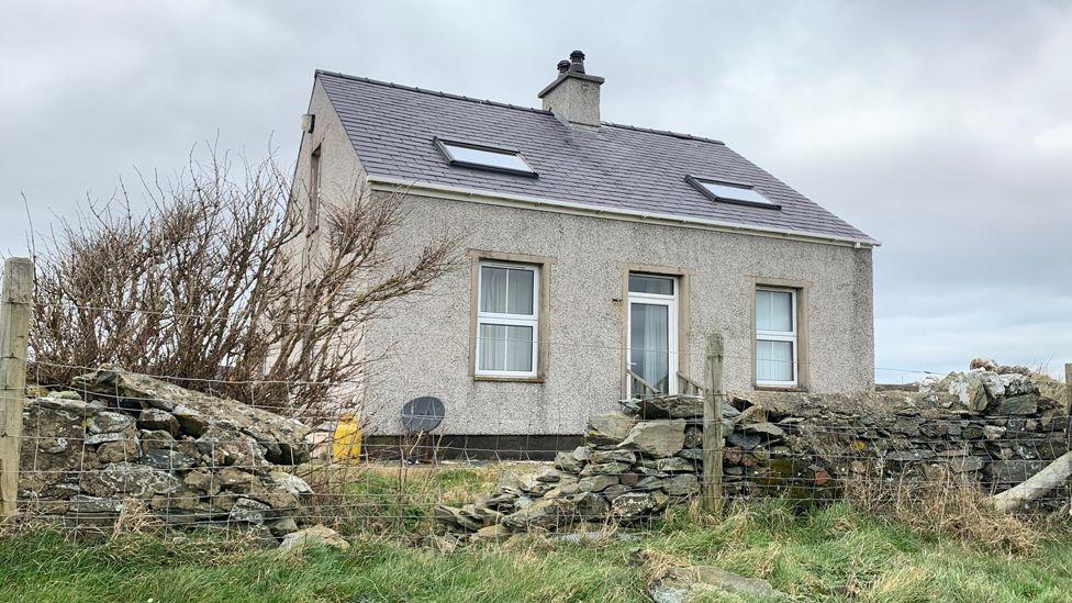 Gerald Corrigan's home