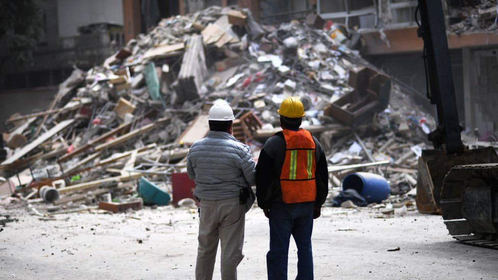 How effective are earthquake early warning systems? - BBC News