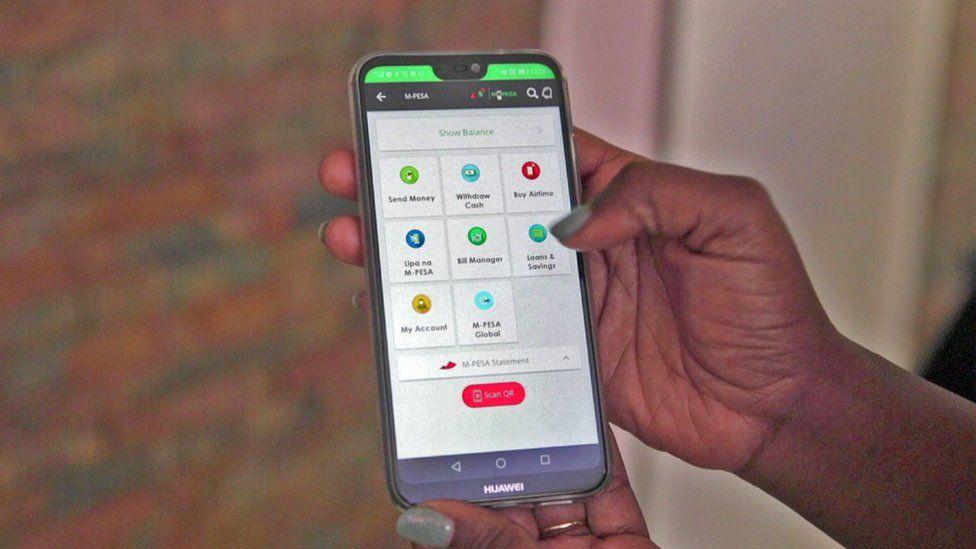 Safaricom's M-Pesa mobile payments app