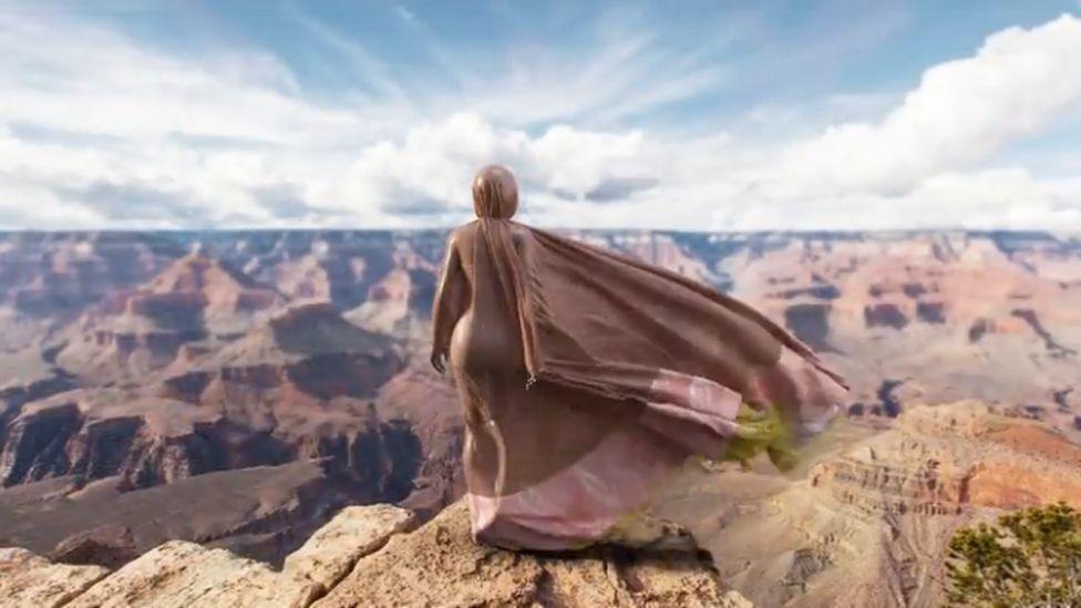 The Fabricant digital dress