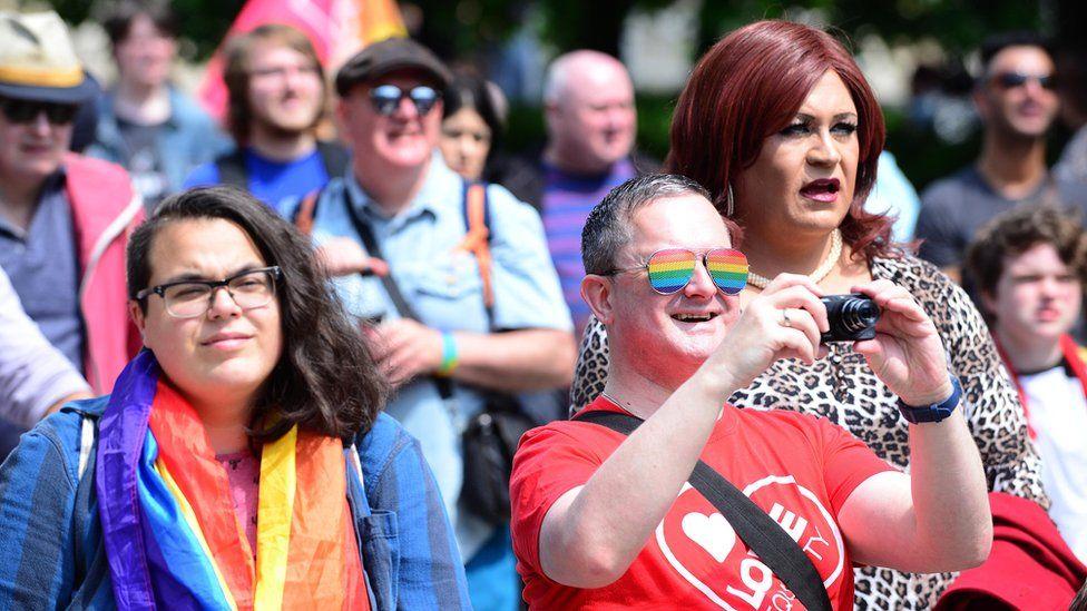 Love equality rally