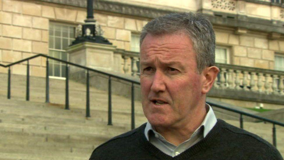 Conor Murphy, Sinn Féin MLA