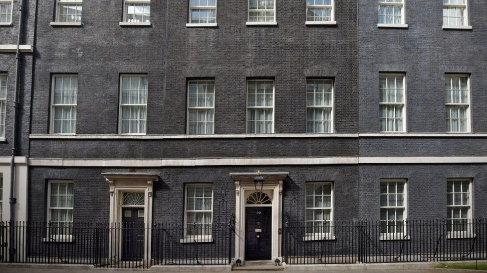 Countdown clock to illuminate Downing Street on Brexit Day