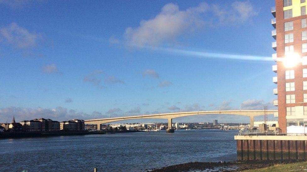 Itchen Bridge