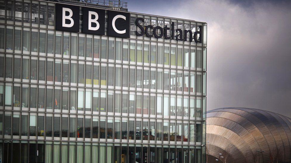 BBC Scotland hq