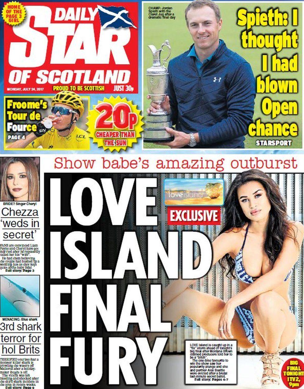 Daily Star Scotland