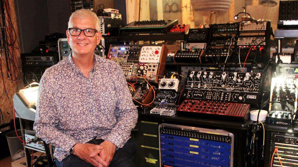 Music producer Steve Levine.