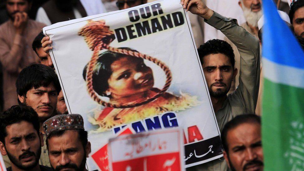 Resultado de imagem para Caso de Asia Bibi