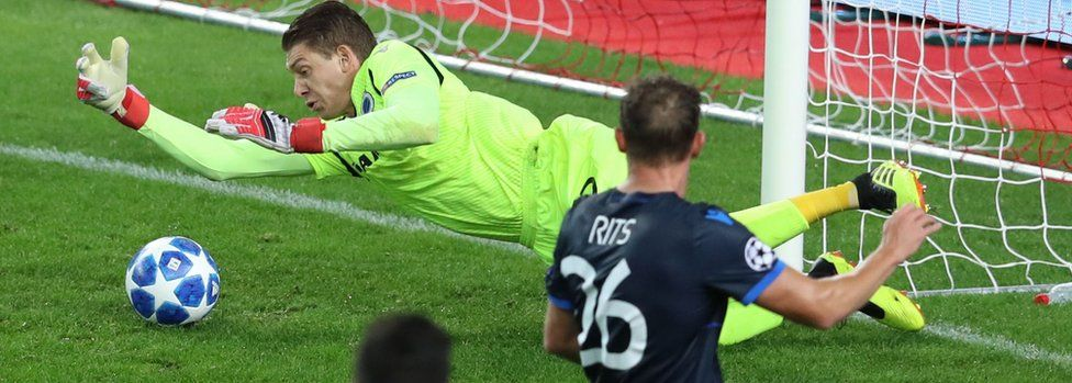 AS Monaco are competing in the Uefa Champions League this season, but were heavily beaten by Club Brugge this week