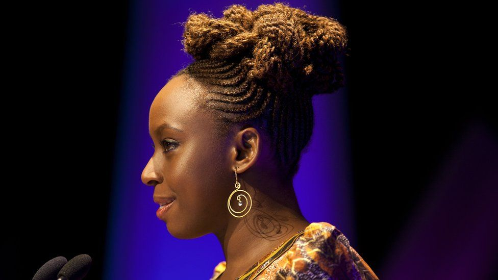 """Chimamanda Ngozi Adichie's TED talk """"We should all be feminists"""" has been viewed more than 6 million times"""