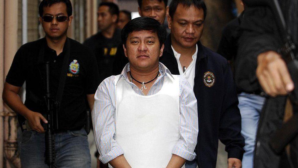 Philippine Datu Unsay Mayor Andal Ampatuan Jnr.