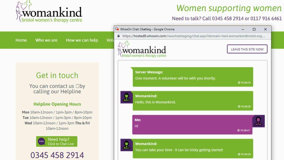 Bristol women's charity opens webchat for vulnerable deaf women