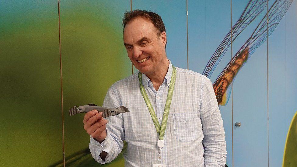 Alex Caccia, chief executive of Animal Dynamics
