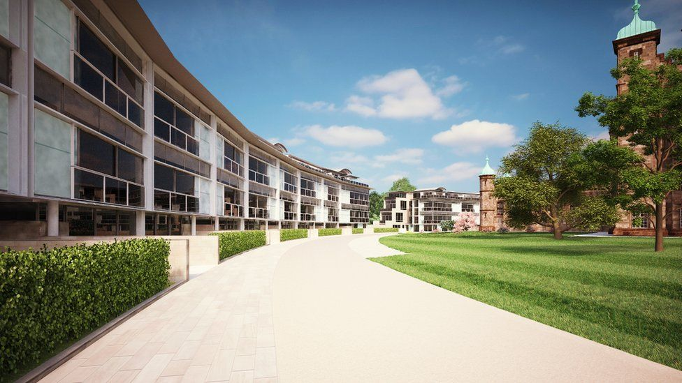 Cala homes to be built in the grounds
