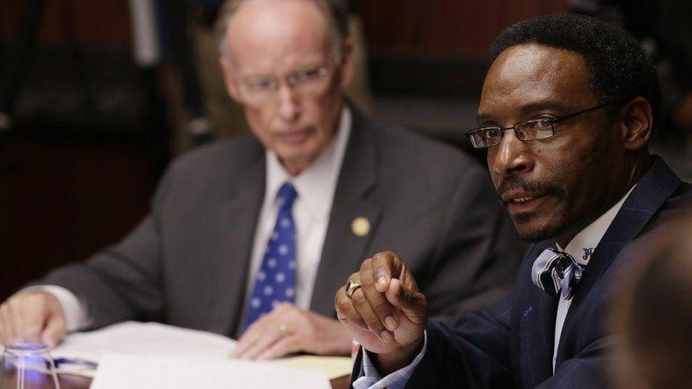 Alabama Judge Marvin Wiggins