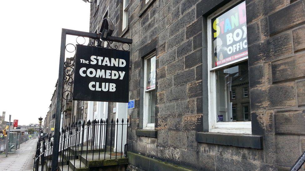 Stand Comedy Club, Edinburgh
