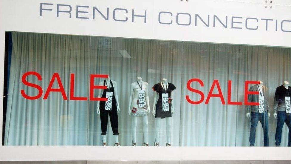 French Connection store