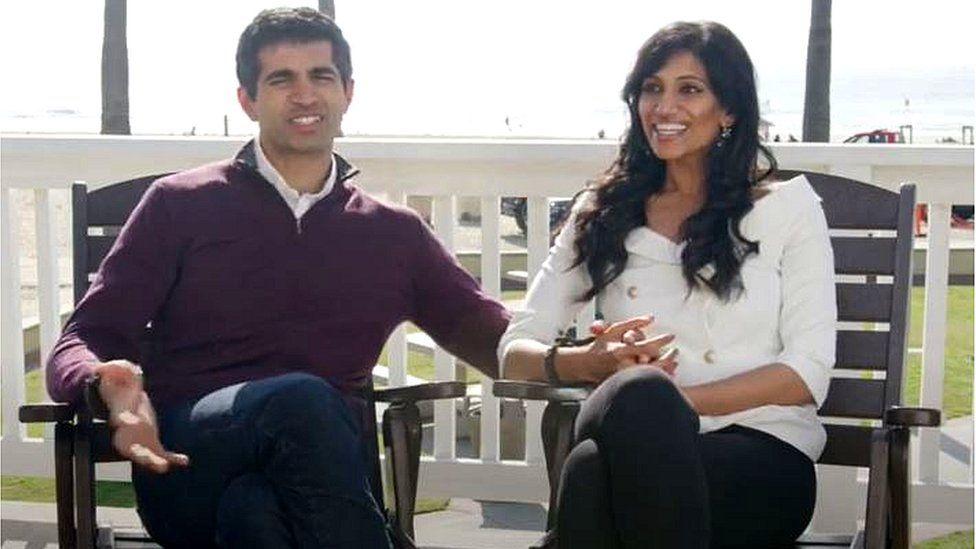 Sandeep and Piriyah