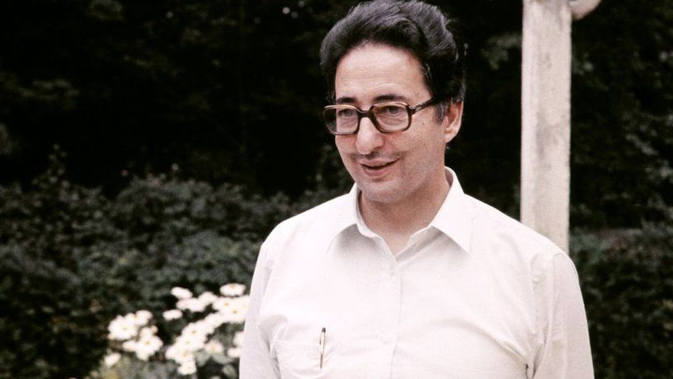 Abolhassan Banisadr on 1 August 1981