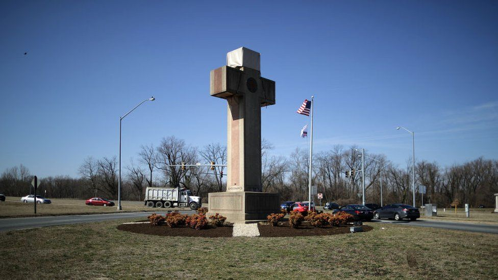 US Supreme Court rules WW1 cross can remain on state land